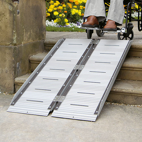 folding wheelchair ramps 7 sizes care direct 24 7