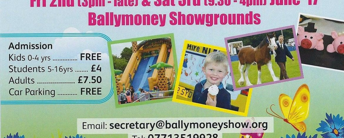 110th Ballymoney Show